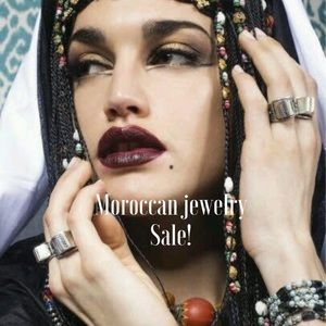 Moroccan jewelry on sale!